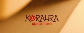 Apribattenti, la musica dei Koralira