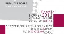 Premio Tropea, selezione dei finalisti