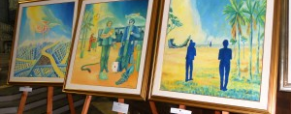 In mostra le opere di Eugenia Musolino