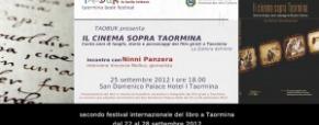 """""""Il cinema sopra Taormina"""" al Taobuk"""