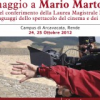 Unical, laurea honoris causa a Mario Martone