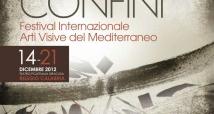 """Al via """"Confini"""", festival arti visive del Mediterraneo"""