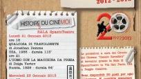"""Il circolo Zavattini presenta """"Histoires du cinèmoi"""""""