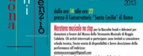 Anche Roma suona per il Museo dello Strumento