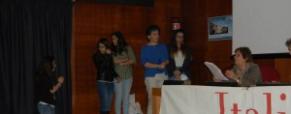 """Studenti del """"Vinci"""" premiati al concorso di Italia Nostra"""
