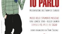 Presentazione dell'album d'esordio del cantautore Domenico Bucarelli