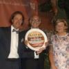 Secondo Premio Muse consegnato a Giacomo Battaglia
