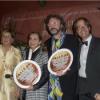 Consegnati i Premi Muse a Rosanna Cancellieri e Michele Gaudiomonte