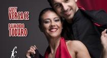 """Giusy Versace e Raimondo Todaro al Cilea con lo spettacolo """"Con la testa e con il cuore si va ovunque"""""""