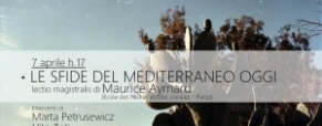 """De/scrivo 2.0″ prosegue con l'incontro con lo storico Aymard"