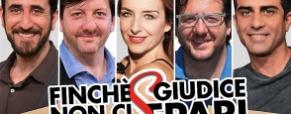 """Al Politeama di Gioia Tauro la commedia """"Finchè giudice non ci separi"""""""