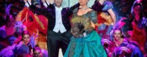 """""""La Vedova Allegra"""" al Cilea: ancora un sold out per """"Le Maschere e i volti"""""""