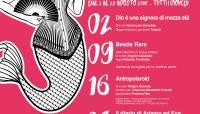 """""""Avvistamenti teatrali"""": a Ricadi Tindaro Granata con """"Antropolaroid"""""""