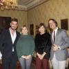 Le Muse, il presidente Livoti consegna la pannellonistica storico-turistica per Palazzo d'Agostino a Serrata