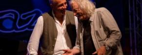 """Ecojazz, grandi emozioni per """"l'incontro in note"""" di Enrico Rava e Danilo Rea"""