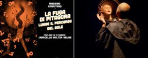 """""""La fuga di Pitagora"""": a SpazioTeatro torna Ernesto Orrico con un testo di Marcello Walter Bruno"""