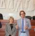 """Il presidente Muse presenta la """"Scultura per rinascere"""" di Marinetta Saglio"""