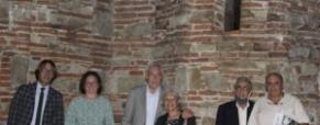 A Staiti, in occasione del bicentenario del riconoscimento della lingua dei Greci di Calabria, il rito dell'Artoclasia