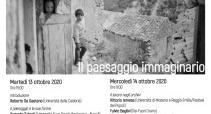 """""""Il paesaggio immaginario"""": workshop all'Unical"""