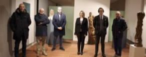 Inaugurata la sezione d'arte contemporanea del polo museale di Soriano