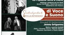 """""""di Voce e Suono"""": dal 14 luglio, a Cosenza, la nuova rassegna curata da Ernesto Orrico"""