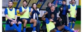 """Sergio Castellitto protagonista di """"Crazy for football – Matti per il calcio"""""""