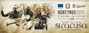 Programmazione Teatro Siracusa e  Horcynus Festival 2014