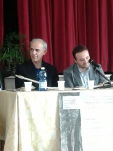 Saverio Simonelli e Paolo Di Paolo