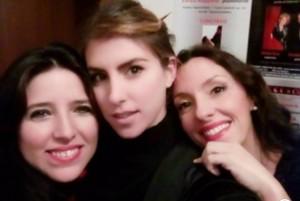 Ylenia Politano, Alessia Alciati, Luigia De Seta