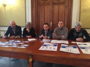 La conferenza stampa di presentazione della manifestazione