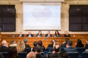 I relatori dell'incontro (foto Maurizio Sacco)