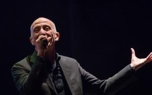 Peppe Servillo (Foto Marco Costantino)