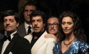 """Favino e Ferracane nel film """"Il traditore"""""""