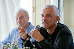 Giovanni Laganà e Bungaro (Foto di Marco Costantino)