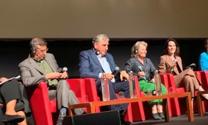 Un momento della conferenza stampa (Foto Francesco Arcudi)