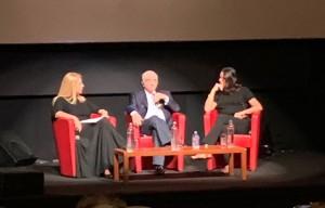 Martin Scorsese durante la conferenza stampa