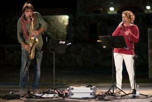 Alberto La Neve e Fabiana Dota (foto Marco Costantino)